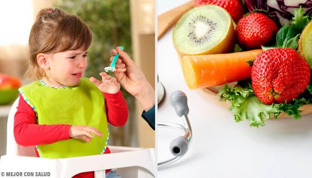 Mitä on valikoiva syöminen ja kuinka sitä voi ehkäistä?