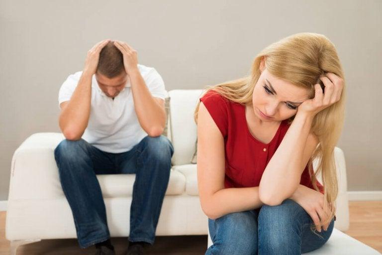 5 syytä, jotka voivat pilata parisuhteen