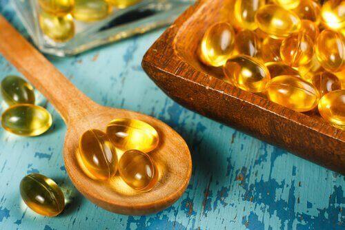 Vitamiinit parantavat hedelmällisyyttä