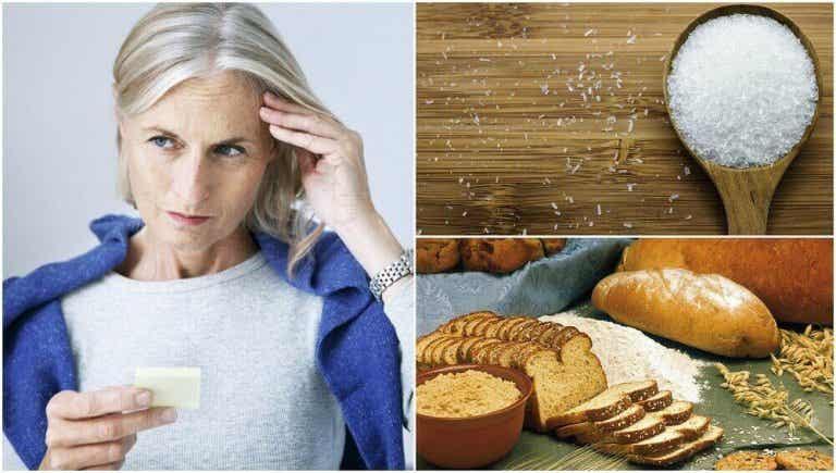 Aivoille haitallisia aineita, joiden syöminen tulisi lopettaa