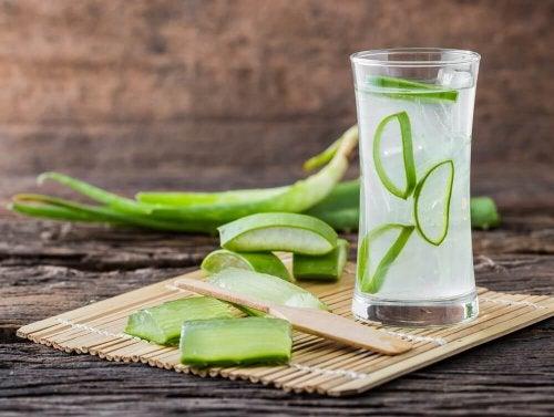 4 herkullista aloejuomaa hitaaseen ruoansulatukseen
