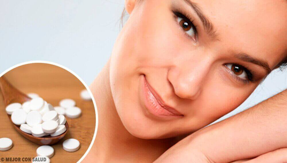 4 kasvonaamiota aspiriinista täydellisen ihon saamiseksi