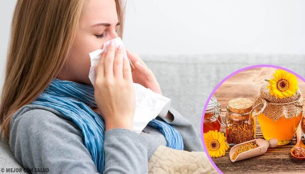 Propolis auttaa flunssaoireisiin