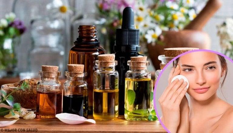 Itsetehdyt meikinpoistoaineet eri ihotyypeille