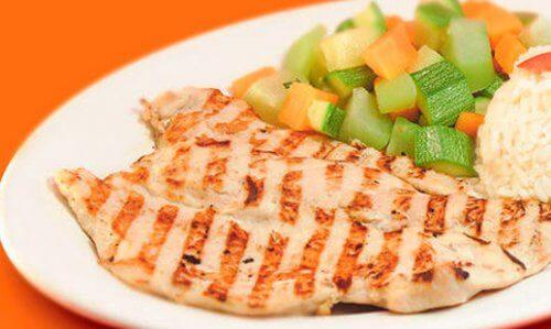 Myös terveellinen ruokavalio voi olla herkullinen ja täyttävä