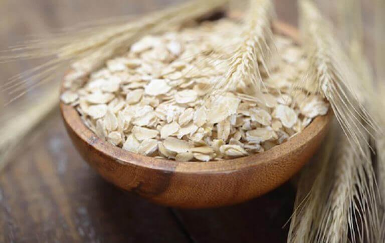 Kaura on terveydelle hyödyllinen vilja