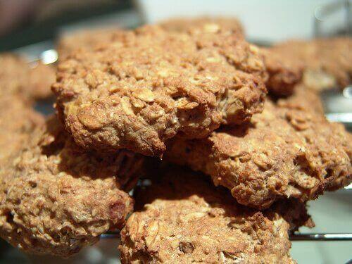 Kaurasta valmistuu maukkaita ja terveellisiä keksejä