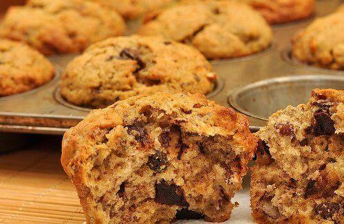 Kaurasta voi valmistaa herkullisia muffinsseja
