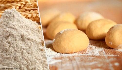 Kotitekoisen leivän tuoksua ei voi kukaan vastustaa