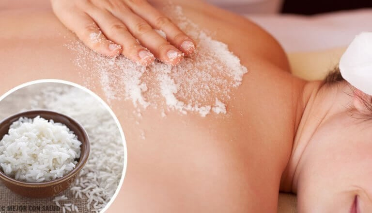 Vartalon ihon kuorinta riisillä: 6 helppoa reseptiä