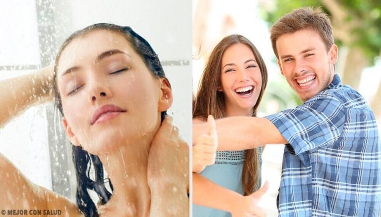 Miksi kylmät suihkut kannattavat?