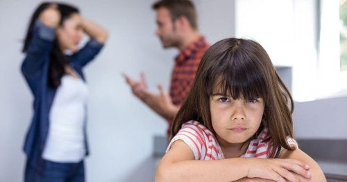 Vanhempien riitely johtaa lapsen fyysisiin ja psyykkisiin kehityshäiriöihin