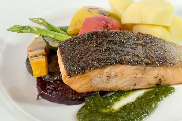 Hyvä ruokavalio triglyseridien alentamiseen