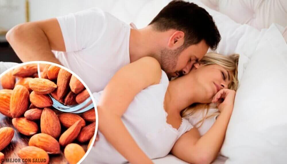 8 luonnontuotetta miehen seksuaalisen halun lisäämiseksi