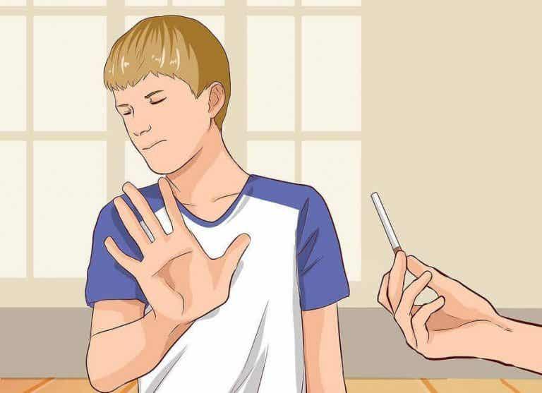 Luontaishoitoja avuksi tupakoinnin lopettamiseen