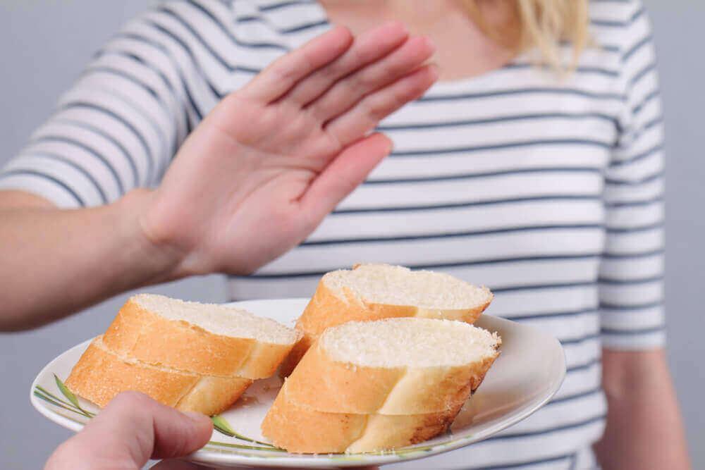 Keliaakikot eivät voi syödä gluteenia