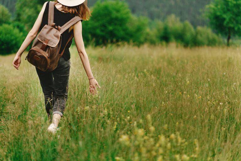Luonnossa oleminen rentouttaa mieltä