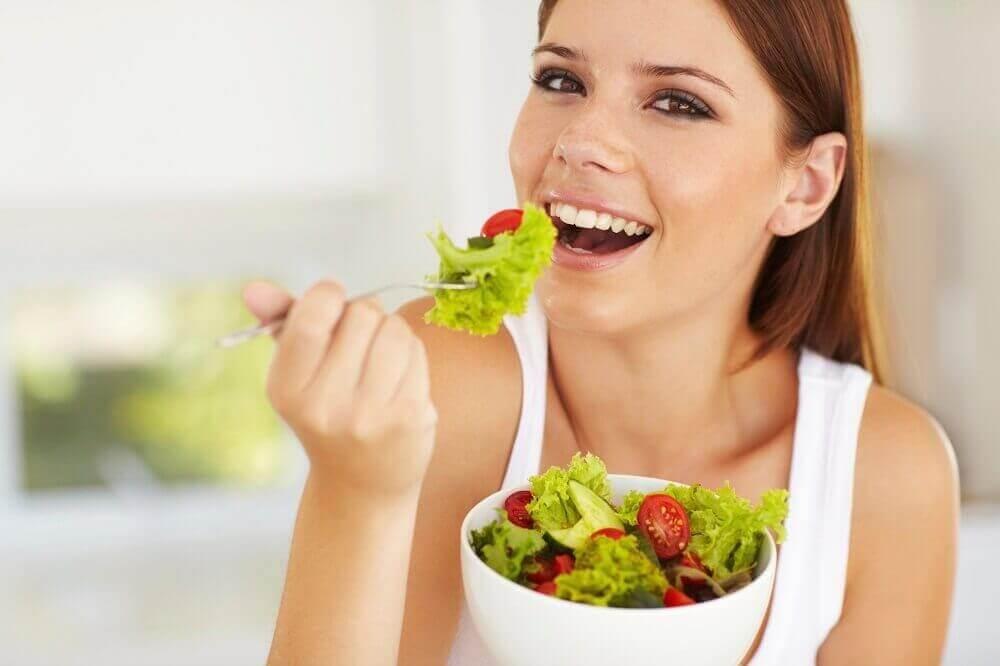 Terveellinen ruokavalio tukee liikuntaohjelmaa