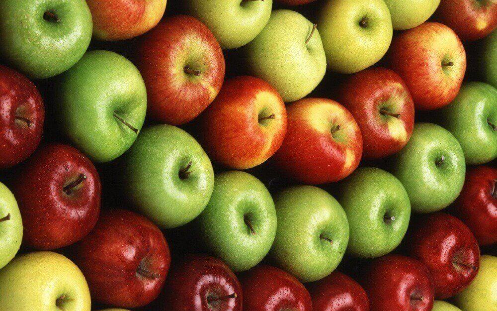 Omenoiden epäpuhtaudet ovat merkki luonnonmukaisuudesta