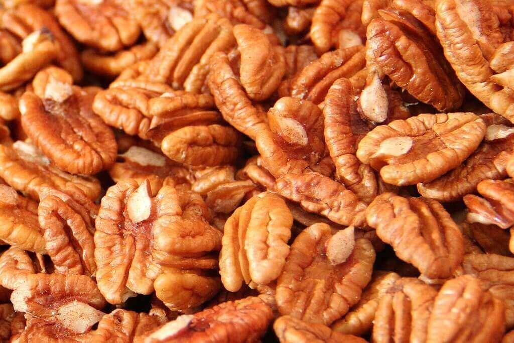Pähkinät ovat hyväksi kilpirauhaselle