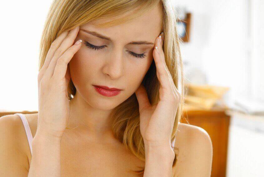 virheet nesteytyksessä voivat aiheuttaa päänsärkyä