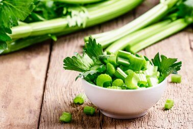 Selleri tunnetaan sen useista terveyttä kohentavista ominaisuuksistaan