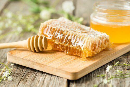 propolis ja hunaja