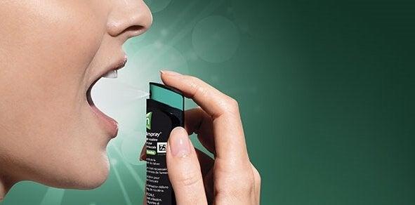 suusuihke tupakoinnin lopettamiseksi