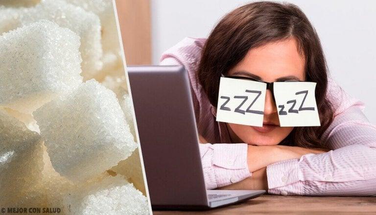 Epätasapainoinen ruokavalio ja väsymys