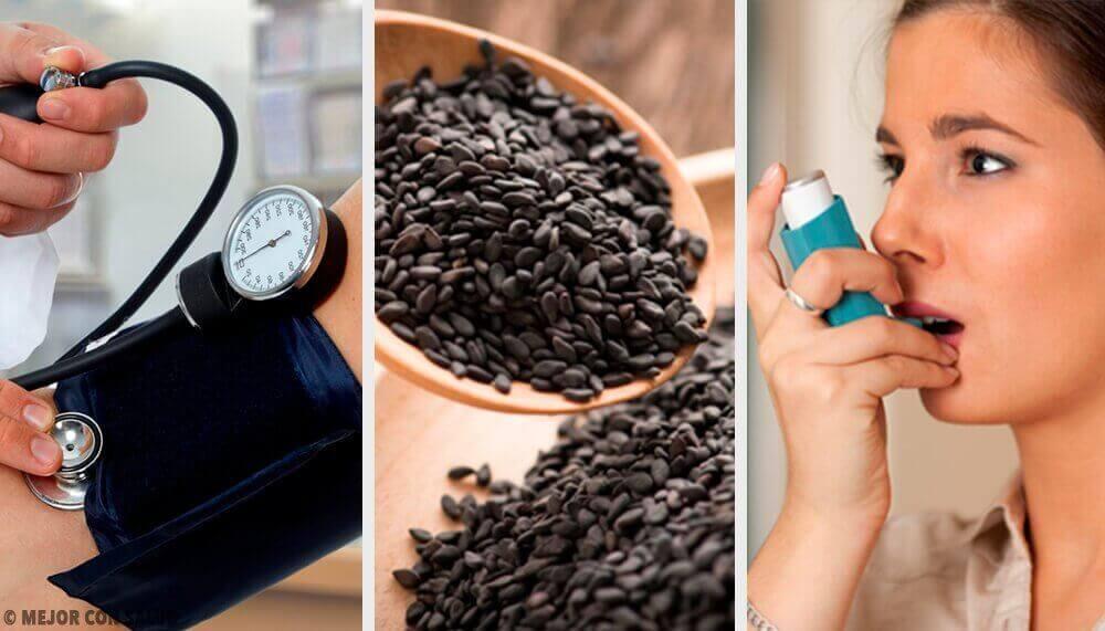 Ryytineito eli mustakumina on tehokas parantaja