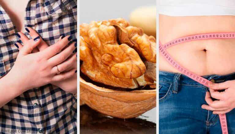 Kuivatut hedelmät ja pähkinät voivat auttaa painonpudotuksessa