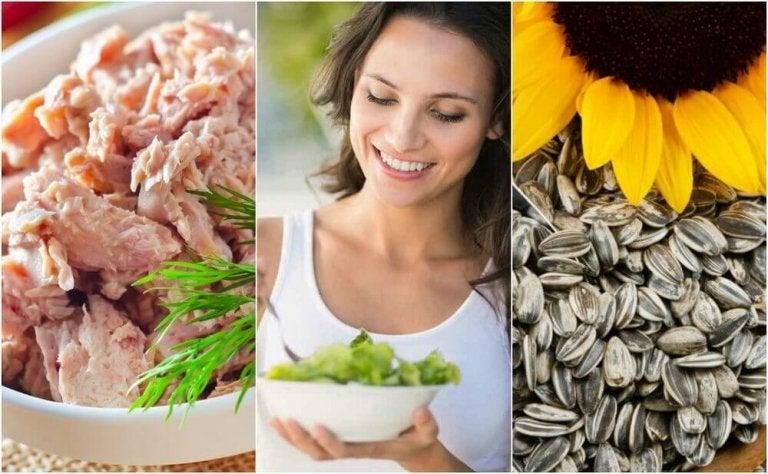 Serotoniinitason nostaminen: 6 tehokasta ruokaa