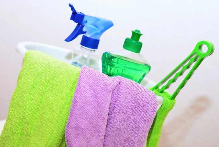 6 kodin tärkeää paikkaa, jotka unohdamme siivota