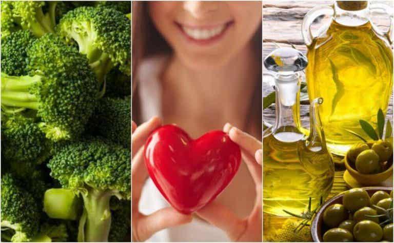 7 sydänystävällistä ruokaa naisille