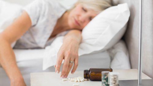 Unilääkkeiden mahdolliset haitat: aamulla ei herää kunnolla
