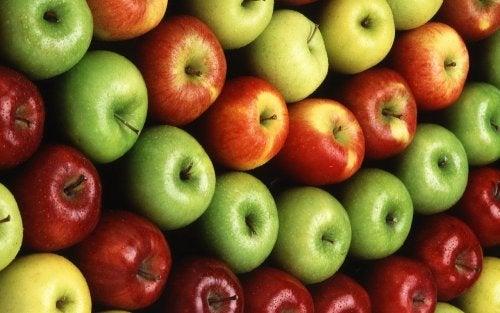 Omena on luonnollisesti voimakas antioksidantti