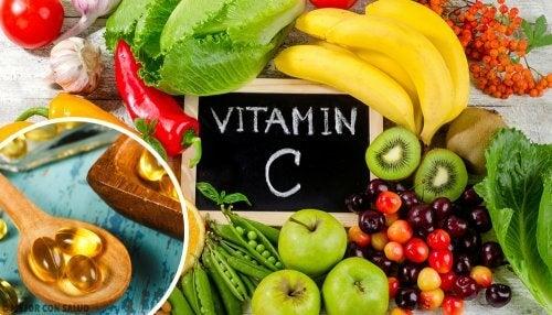 C-vitamiini vahvistaa kehon luonnollista vastustuskykyä