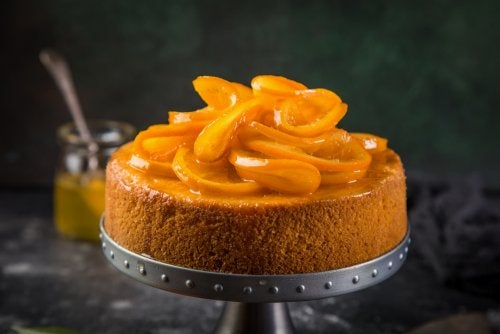 hieno appelsiinikakku