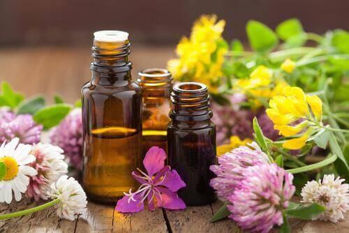 Aromaterapiasta voi olla apua oireiden lievittämisessä