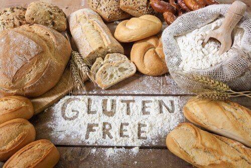 Kannattaako gluteenittomia tuotteita syödä?