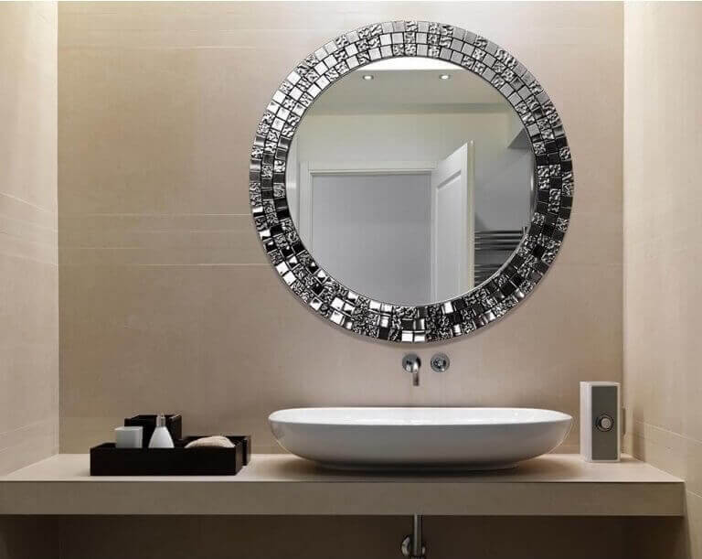 kylppärin peili