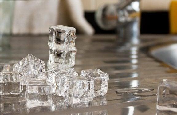 Jää voi lievittää migreeniä