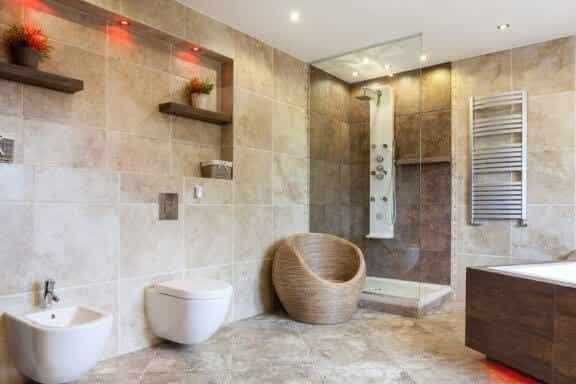 Kylpyhuoneen sisustus: 9 ideaa, joita tulet rakastamaan