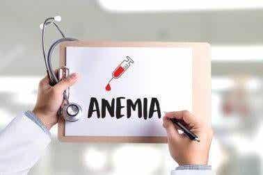 Kymmenen hyvää ruokaa anemiaan