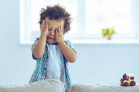pienen lapsen kiukkukohtaukset