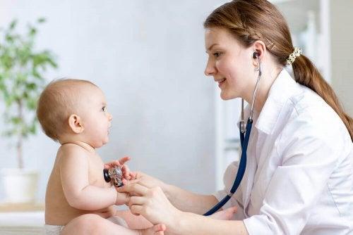 Vastasyntyneen keltatauti vaatii aina lääkärin diagnoosia