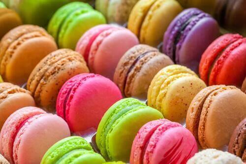 ranskalaiset macaronit