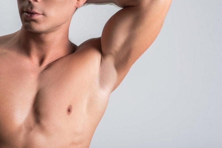 Alunakivi toimii deodoranttina