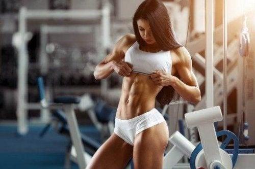 Paras ruokavalio naisurheilijoille