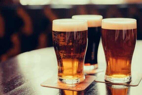 Mikä ihmeen olutdieetti?